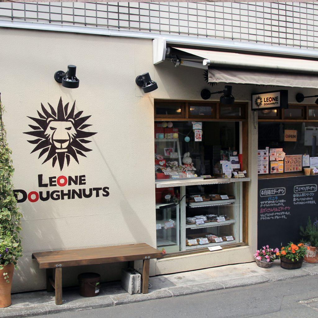 第三回トリハ展参加店:LEONE DUGHNUTS(レオーネ・ドーナツ)