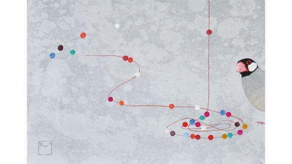日本画家:荒 木 愛